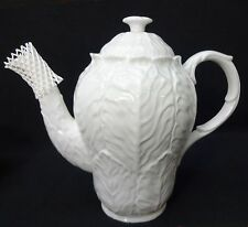 """COALPORT china COUNTRYWARE pattern Coffee Pot & Lid - 6"""" - 4 Cup"""