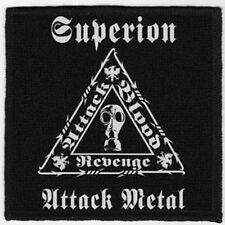 REVENGE PATCH / SPEED-THRASH-BLACK-DEATH METAL