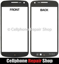 Verizon Galaxy Nexus Samsung I515 Front Window Glass + Adhesive Top Screen Lens