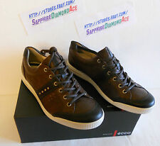 Ecco Men's Golf Street Cafe/Mink Shoes US 12-12.5 EU 46 115056457209 NEW!