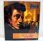 Chopin Magical Piano Music CD Classic Composers #5 NEW in Plastic CD