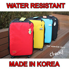 """Water-Resistant Anti-Scratch Travel Luggage Cover Suitcase Protector 27"""" 28"""" 29"""""""