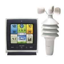 Acurite Pro Color Weather Station With Wind Speed - 330 Ft - Desktop, Wall