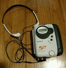 SONY S2 Sports Cassette Walkman Radio w/ Headphones -works fantastic! WM-FS222