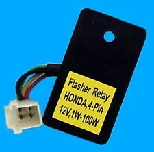 Indicator Relay, for LED and Standard Indicators, fits Honda CBF 600 & CBF 1000