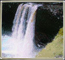 WANNON FALLS, VIC (AUSTRALIA) ~ Counted Cross Stitch KIT #K1316