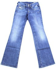 BNWT DIESEL RONHAR 8DW JEANS 26X30 WOMENS JEANS REGULAR FIT BOOTCUT FINISH