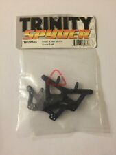 Trinity Itsy Bitsy Spyder Rear & Front Shock Tower Set TRI30516