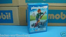 Playmobil 4465 zoo series zookeeper with caiman aligator rare NEW in Box 109