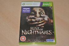 Rise of Nightmares Xbox 360 Kinect PAL UK (G) **FREE UK POSTAGE!!**