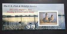 #RW78A 2011 - 2012 - US Federal Duck Stamp - Post Office FRESH
