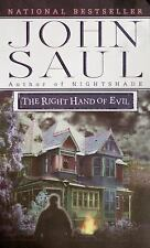The Right Hand of Evil by John Saul (2000, Paperback)