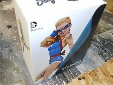 STARGIRL statue dc collectible bombshell comic hero 3261 of 5200 painted limited