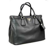 AUTHENTIC LUXURY PRADA SHOULDER BAG HANDBAG 1BA794 BLACK NEW