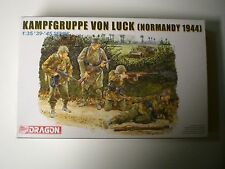 KIT 1/35 DRAGON KAMPFGRUPPE VON LUCK NORMANDY 1944 COD. 6155