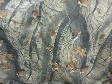 "REALTREE HARDWOODS 20-200 HUNTING CAMO FABRIC POLY BLIND CAMOUFLAGE (62"" x 280"")"