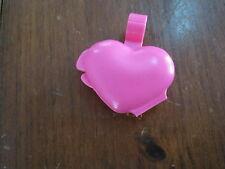 Vintage Little Fisher Price pretty purse vanity make up dress up necklace locket