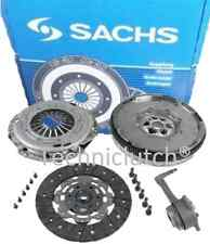 SEAT LEON 1.9 TDI SYNCRO 4x4 SACHS DUAL MASS FLYWHEEL AND CLUTCH KIT WITH CSC