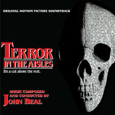 Terror In The Aisles - Complete Score - Limited 1000 - John Beal