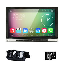 "Pure Android 4.4 7"" Car Stereo Radio Double 2 DIN 3G WIFI GPS DVD Player+Camera"