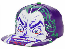 DC Comics Men's Ultimate Strapback Hat Cap - Joker