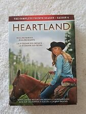 Heartland: The Complete Fourth Season (DVD, 2011, Canadian)