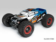 Thunder Tiger 6401-F112 RC Car Monster Truck MT4-G3 Brushless Blue RTR
