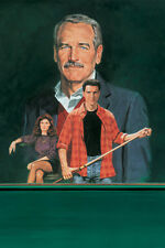 The Color Of Money Paul Newman Tom Cruise 24X36 Poster classic art pool table