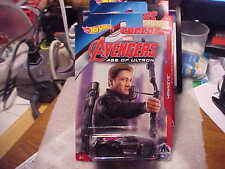Hot Wheels Marvel Avengers Age of Ultron Hawkeye Growler