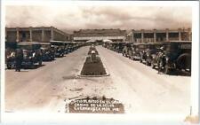 """RPPC  CUERNAVACA, Morelia  Mexico  'CASINO DE LA SELVA""""  Cars  c1920s  Postcard"""
