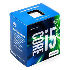 New Intel Core i5-6400 Skylake Processor 2.7GHz 8.0GT/s 6MB LGA 1151 CPU, Retail