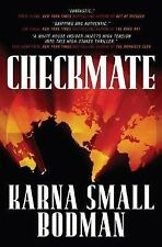 Checkmate by Karna Small Bodman (2007, Hardcover)/ LIBRARY BOOK/