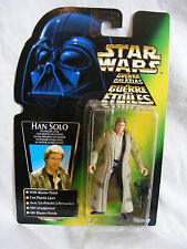 Star Wars - POTF2 - Han Solo in Endor Gear (Tri-Logo)