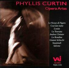 NEW - Opera Arias 1960-1968 by Curtin, Phyllis