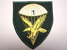 South African Army 1st Parachute Paratroop Battalion Patch (Green)