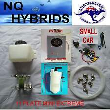HHO FUEL SAVER    HYDROGEN GENERATOR 11 PLATE MINI EXSTREME  DRY CELL