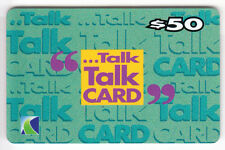 ASIE  TELECARTE / PHONECARD .. HONG KONG 50$ NWT TALK TALK CARD 90 DAYS