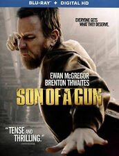 Son Of A Gun Ewan McGregor Blu-ray Only Watched A Few Times