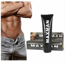 MAXMAN Delay ejaculation Cream Lubricant penis enlargement cream enlarger