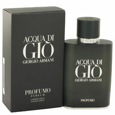 Acqua Di Gio Profumo Giorgio Armani Men 2.5 OZ 75 ML Parfum Spray Nib Sealed