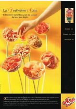 Publicité Advertising 2001 Le Jambon cru d'Aoste par B.Winkelmann