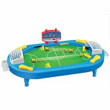KIDS TOY MINI TABLE TOP FOOTBALL GAME FUN SET DESKTOP LIGHTWEIGHT AND PORTABLE