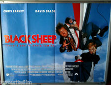 Cinema Poster: BLACK SHEEP 1996 (Quad) Chris Farley David Spade Tim Matheson