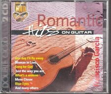 CD 424 ROMANTIC HITS ON GUITAR COFANETTO CON 2 CD