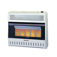 ProCom MNSD5TPA Dual Propane/Natural Gas Vent-free Infrared Radiant Wall Heater
