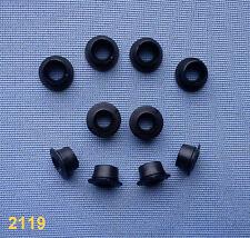 (2219) 10x Zierleistenklammern Clip Klip Zierleisten für Seat, VW Golf, Passat,