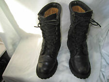 Quality Insulated/Waterproof MILITARY COMBAT BOOTS - Men 5 /Wmn 6.5 /Kids 5.5