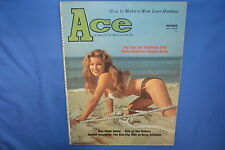 ACE HOW TO MAKE A NEW LOVE GODDESS THE MAGAZINE FOR MEN VINTAGE ACE GIRL MAGAZIN