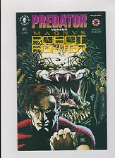 1992 Dark Horse Comics Magnus Robot Fighter vs. Predator Comic Book #1