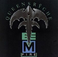Empire by Queensr˜yche (CD, Sep-1990, EMI Music Distribution) Used
